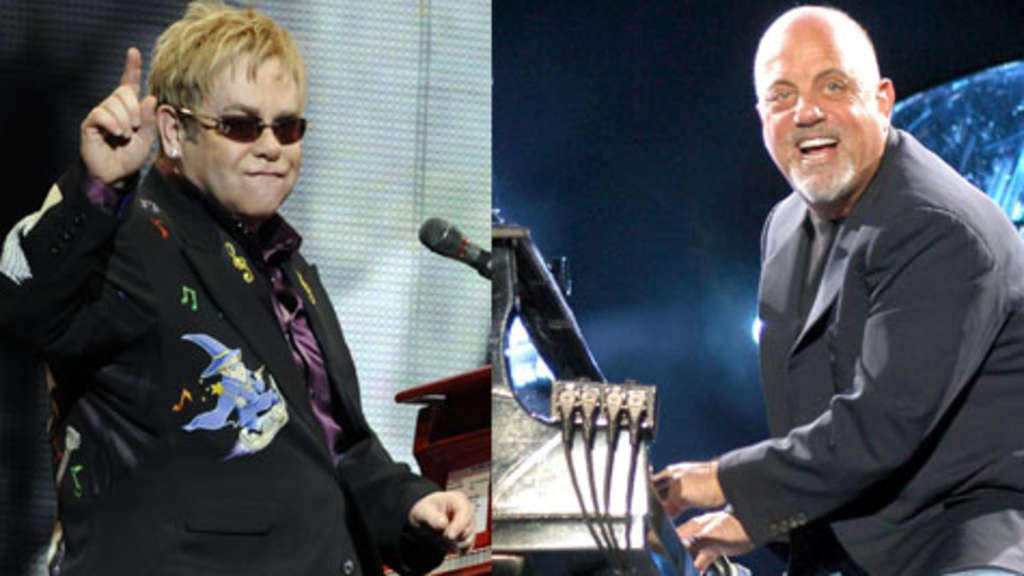 Elton John Billy Joel