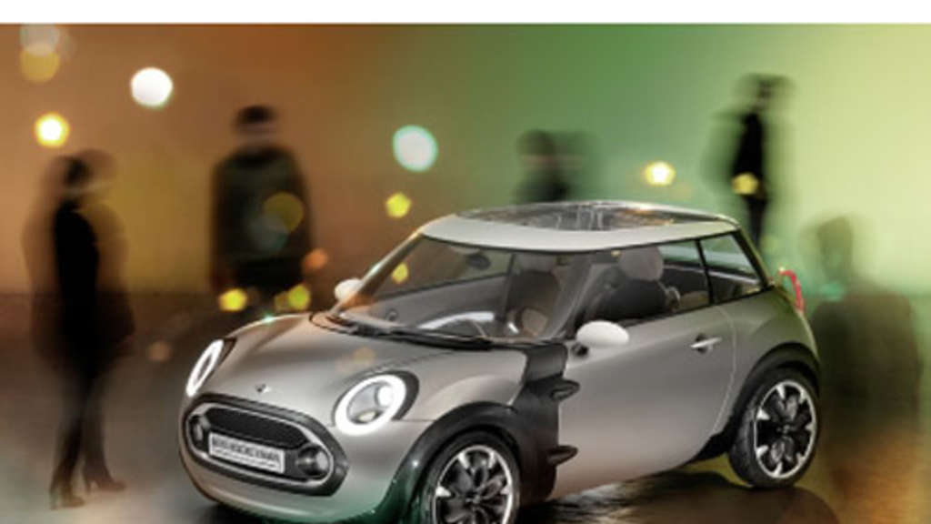 Mini Rocketman Concept Genf 2011
