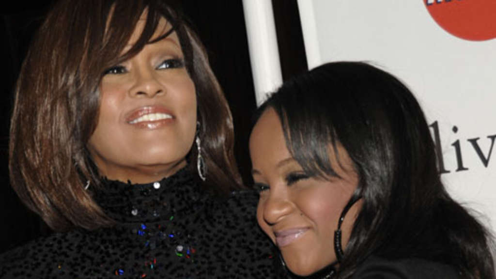 Whitney Houston Bobbi Kristina