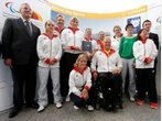 "Paralympics: Deutschlands Asse starten ""Mission Gold"""