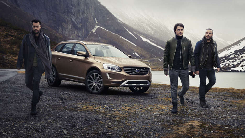 Swedish House Mafia Volvo XC60