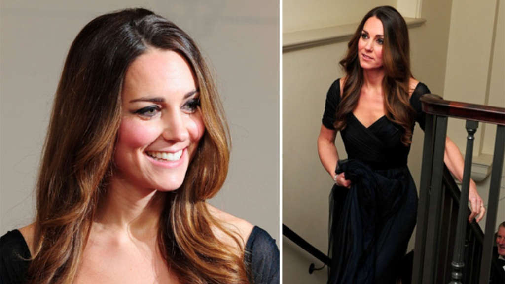 Herzogin Kate Kate Middleton