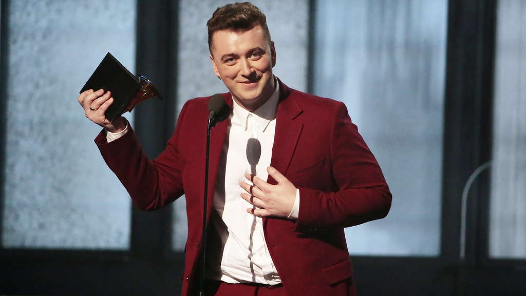 Sam Smith Grammy Awards 2015