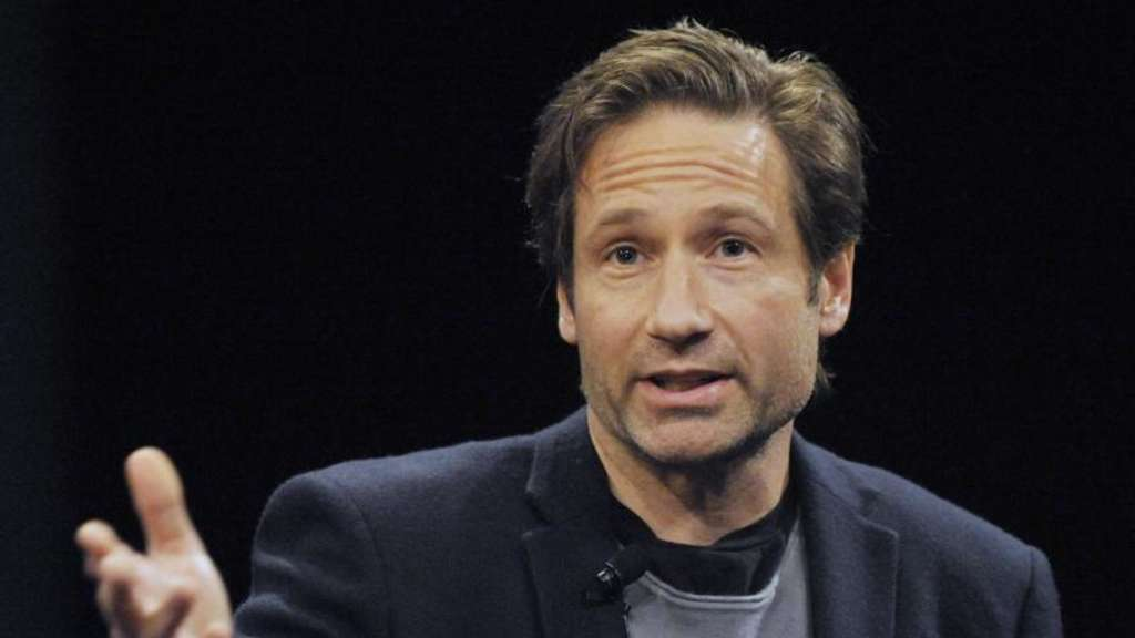 David Duchovny macht auch Musik. Foto: Peter Foley