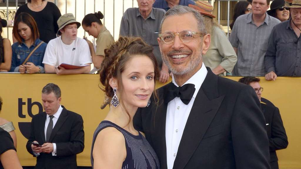 Jeff Goldblum Emilie Livingston