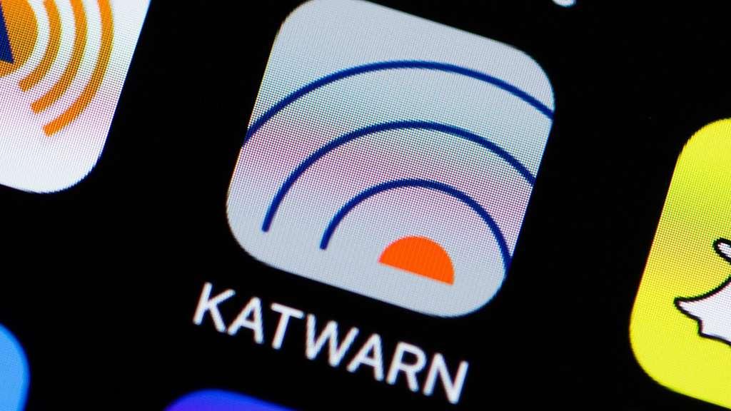 Erneut Probealarm des Handy-Warnsystems Katwarn