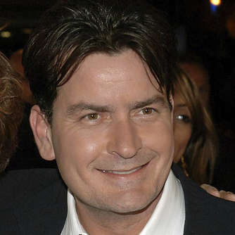 Charlie Sheen in Bildern