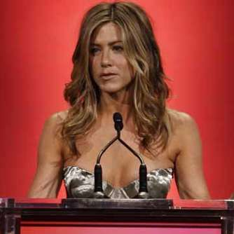 Jennifer Aniston spendet 500.000 Dollar für Haiti