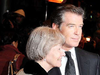 Ex-Bond Pierce Brosnan