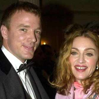 Guy Ritchie: Ehe mit Madonna war