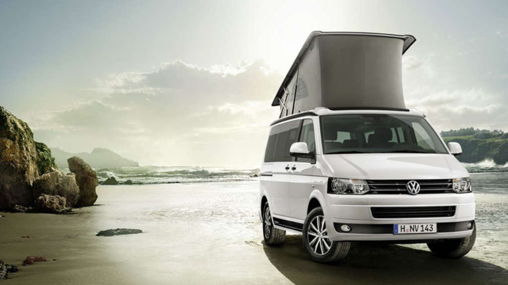 VW California Edition