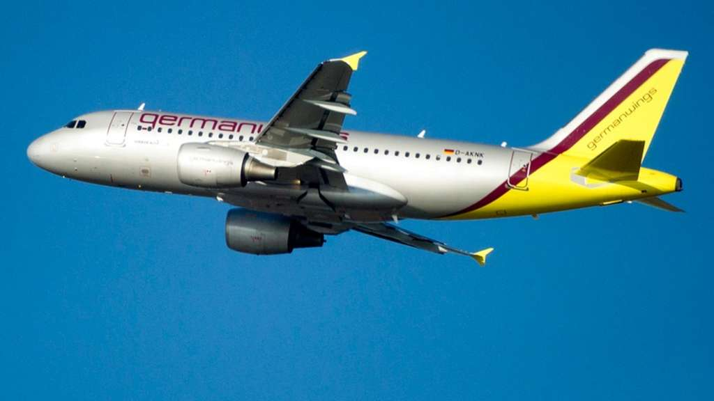Germanwings Typ Airbus A 319
