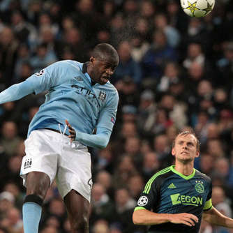 Toure stellt Manchester City Ultimatum