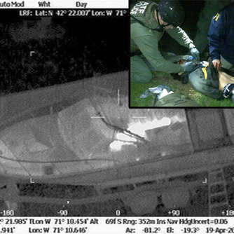Boston-Bomber: Bekennerbrief in Boot
