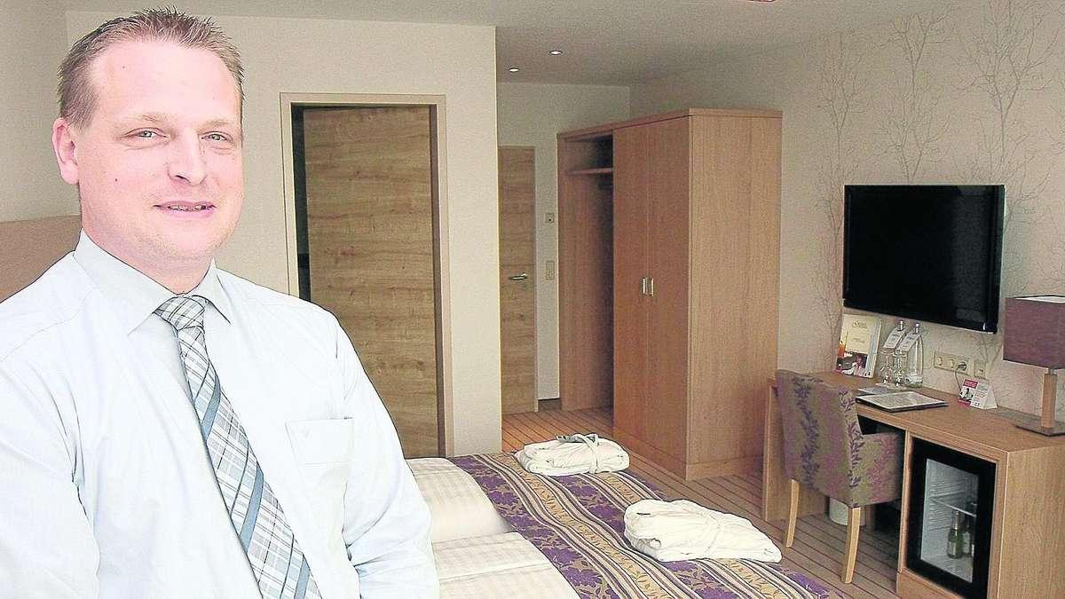 Göbel hält Hotel in Schuss | Kreisteil Rotenburg