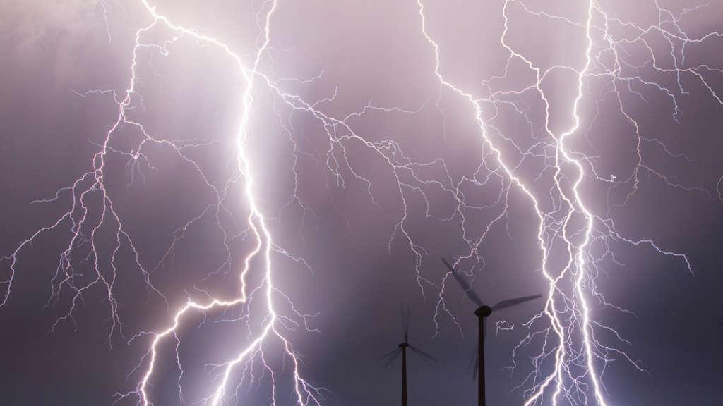Unwetterwarnung für den Kreis Hersfeld-Rotenburg   Bad