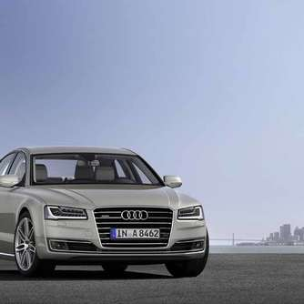 Flaggschiff in neuem Look - Audi A8