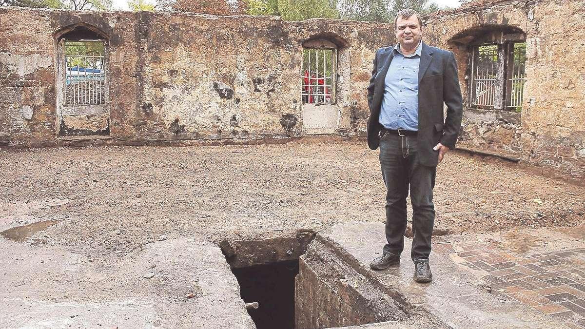 Stadt will Wiederaufbau   Bad Hersfeld