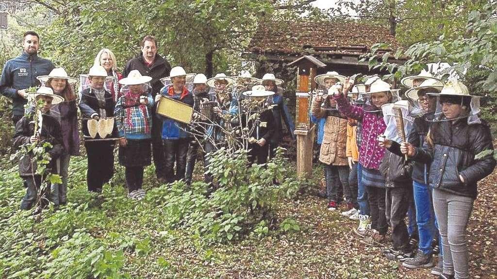 Orgaplan Bad Hersfeld imker im erlebnisgarten bad hersfeld