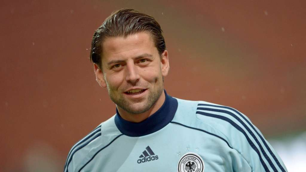 Roman Weidenfeller Nationalmannschaft Training