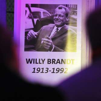 SPD gedenkt Willy Brandt