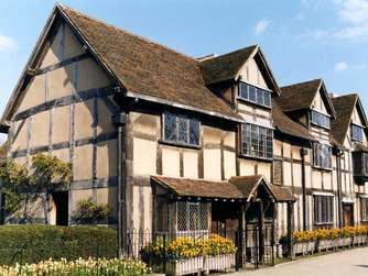 Shakespeare London Reise