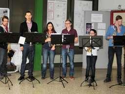Tür duden  Gläserne Schule bot tolle Einblicke | Bad Hersfeld