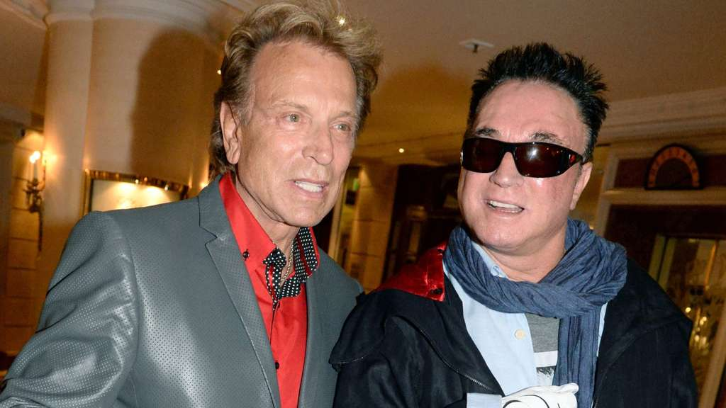 Siegfried Fischbacher Siegfried & Roy