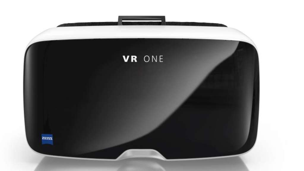 Zeiss bringt im Dezember die Virtual-Reality-Brille VR One in den Handel. Foto: Zeiss