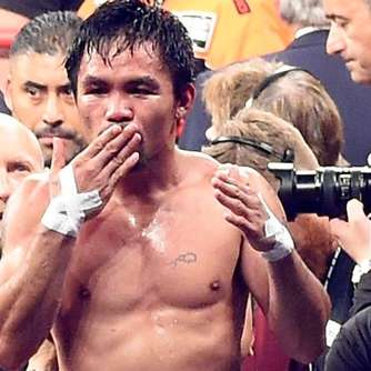 Schulter-OP: Pacquiao droht lange Pause