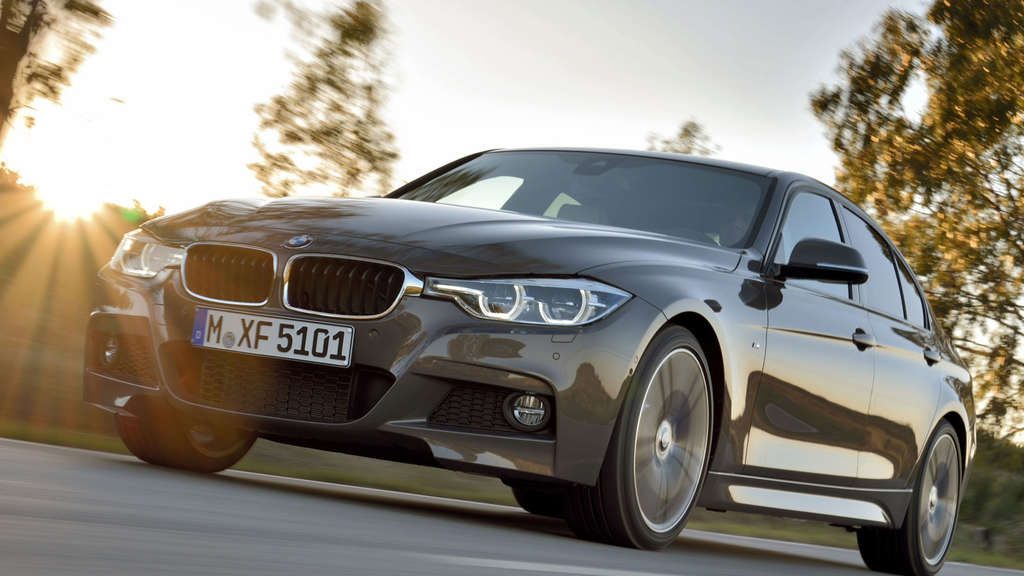 BMW 3er Facelift 2015