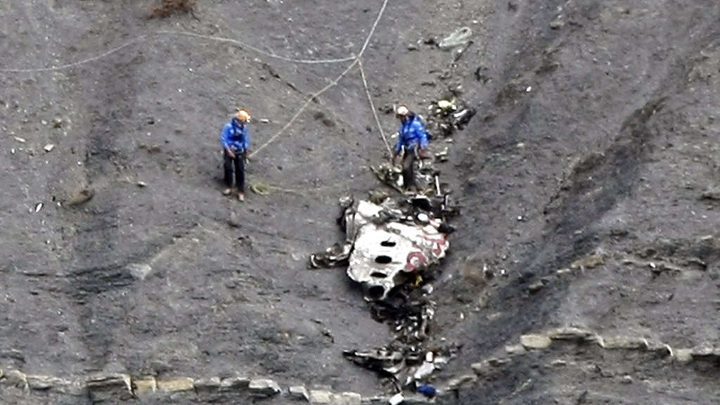 Germanwings Absturz