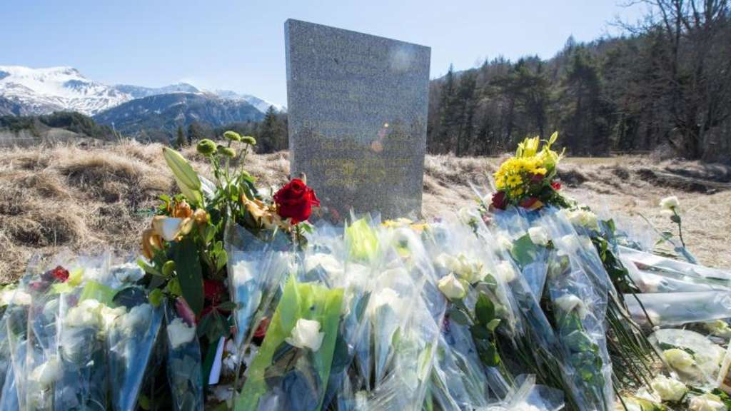 Germanwings Absturzstelle