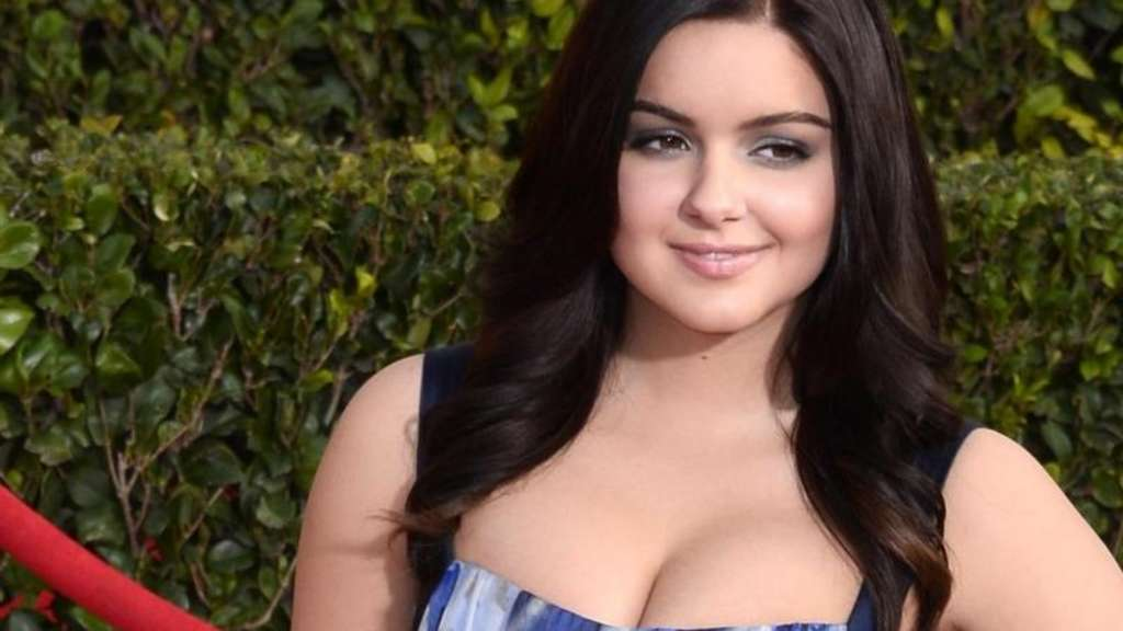 Ariel Winter 2014 in Hollywood. Foto: Paul Buck