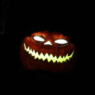 Halloween Themenseite