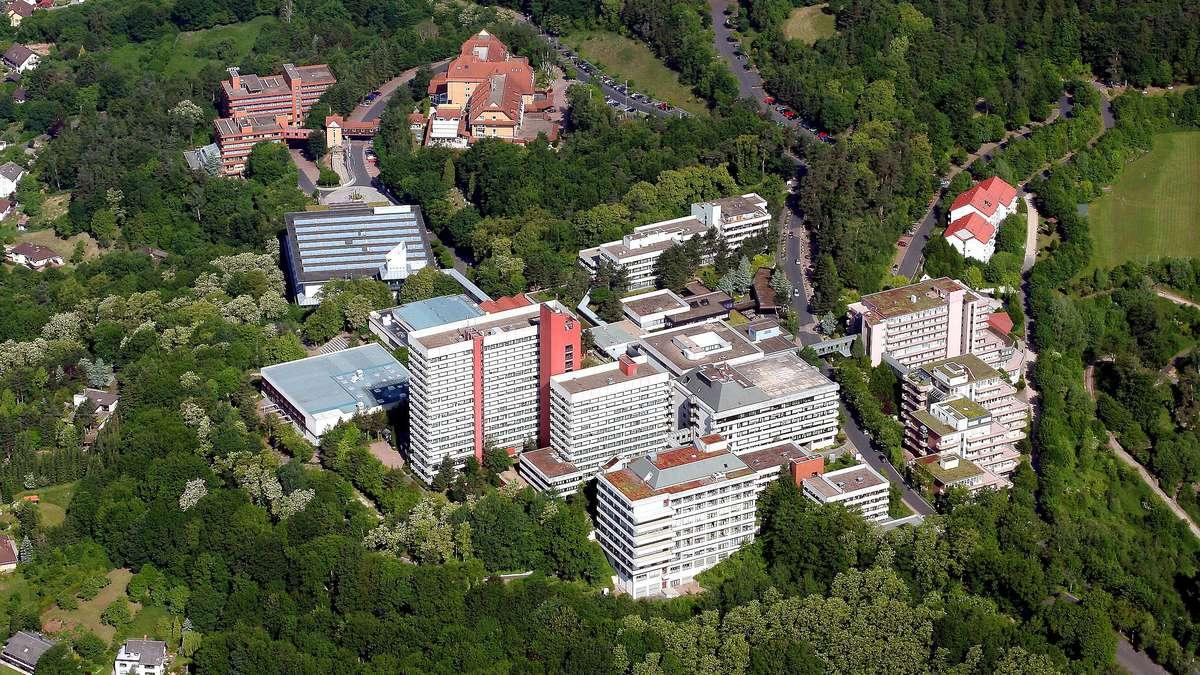 Spielsucht Klinik Bad Hersfeld