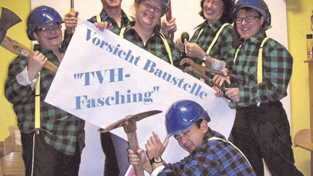 Baustelle Fur Fasching Eroffnet Bad Hersfeld