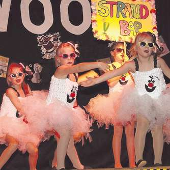Arzell: Fastnacht mit Hollywood-Glamour