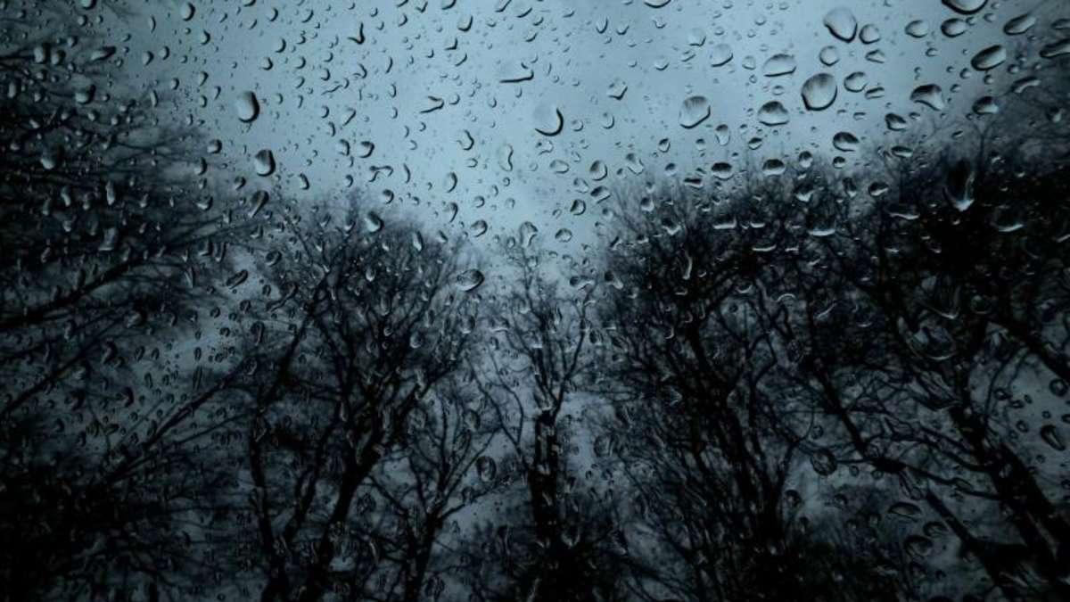 Regnerisch, mild und stürmisch: Aprilwetter zum Februar