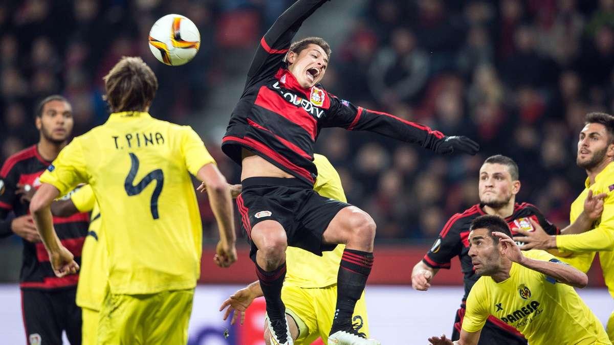 Bayer Leverkusen Villarreal