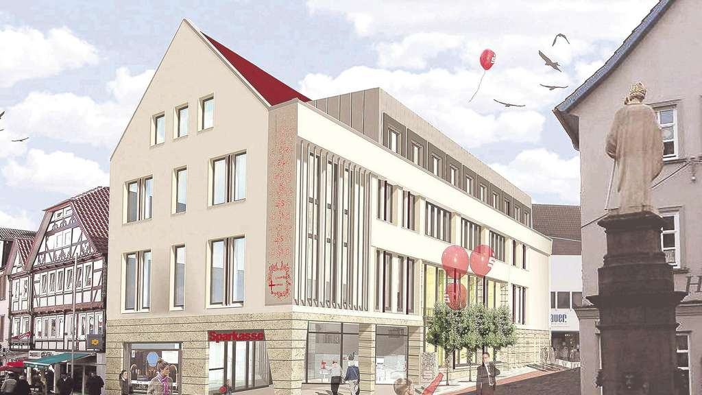 Alter Rahmen Neues Haus Bad Hersfeld