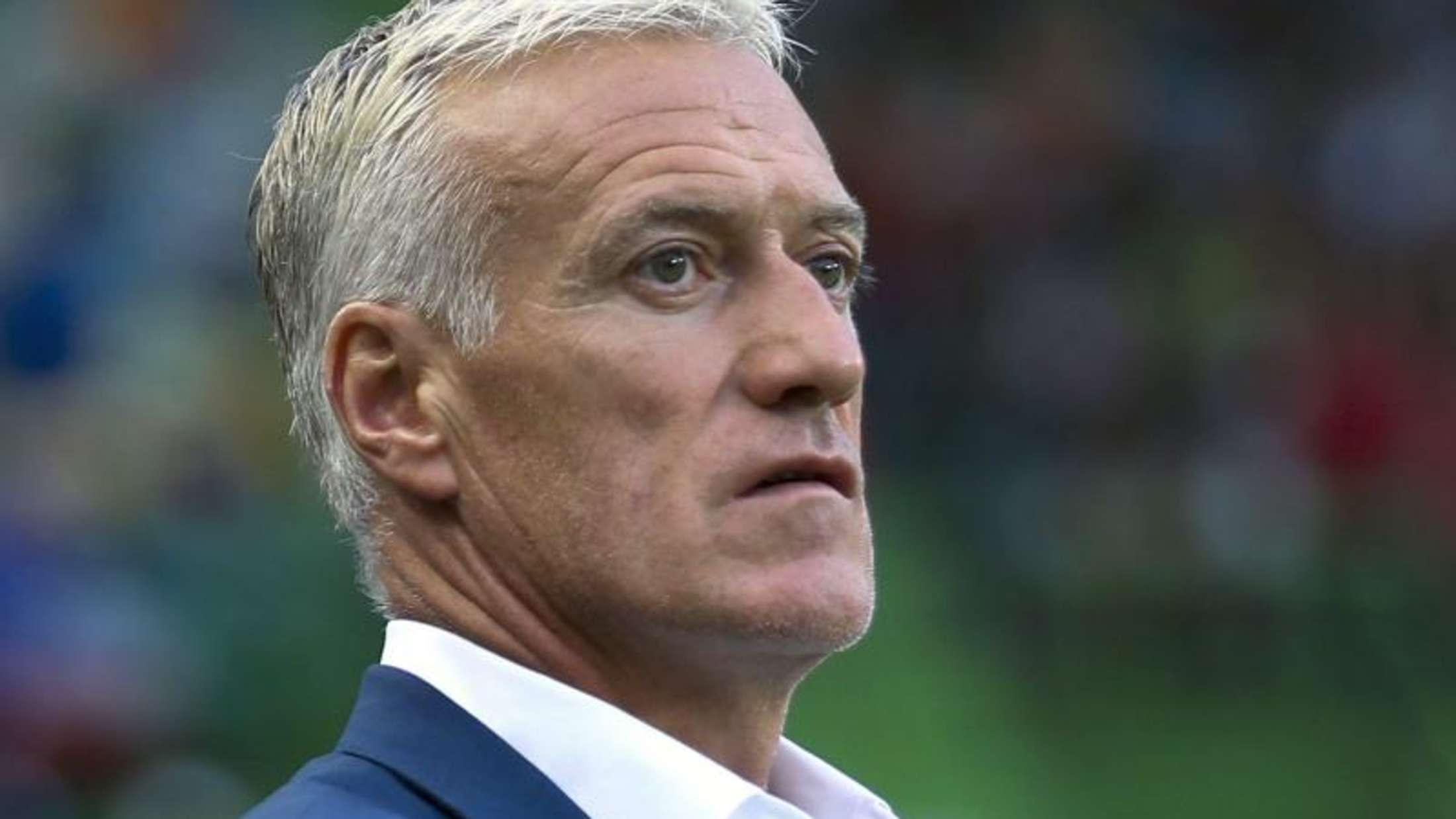 Didier Deschamps lobt Siegtorschützen: Er hat einen