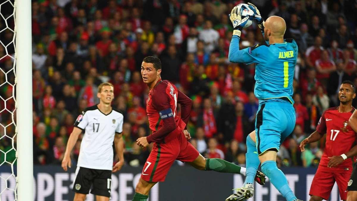 Fußball Portugal österreich