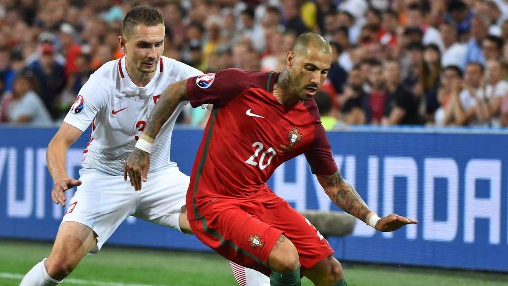 Elfmeterschießen Polen Portugal