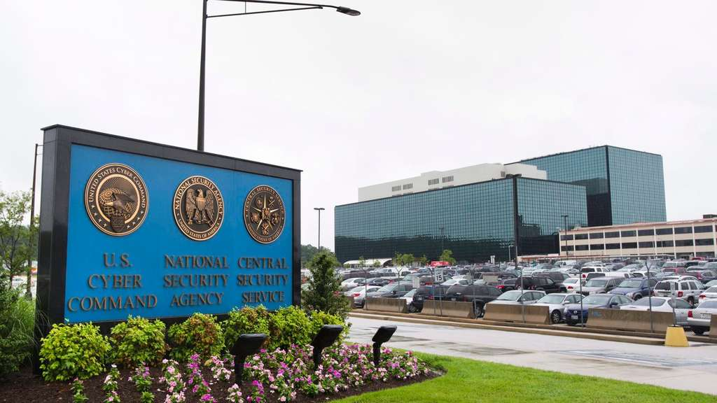 NSA in Fort Meade