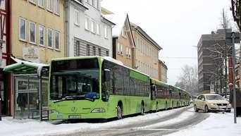 busstreik bad hersfeld