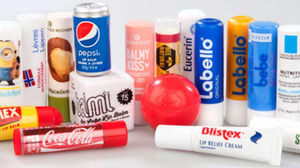 labello blistex oder bebe stiftung warentest hat lippenpflegeprodukte untersucht gesundheit. Black Bedroom Furniture Sets. Home Design Ideas