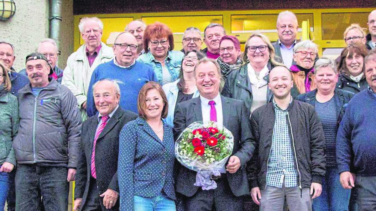 SPD-Kandidat Gunter Müller will auf die Menschen zugehen