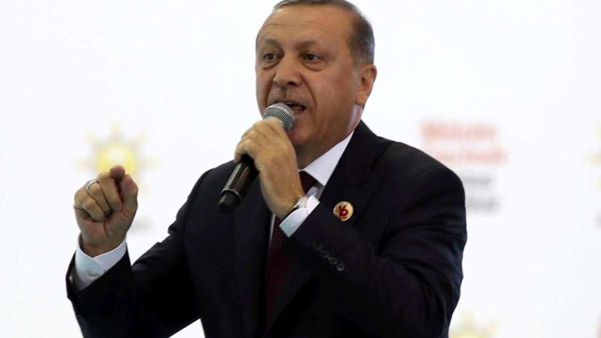 Erdogan Abstammung