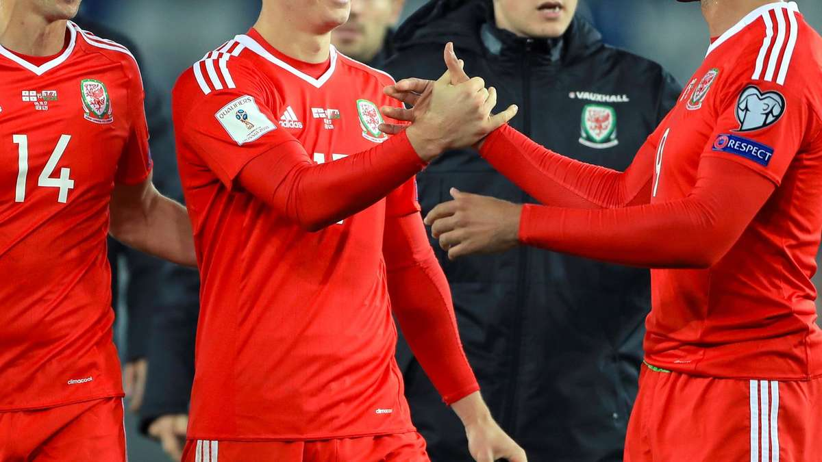 Wales Gegen Irland